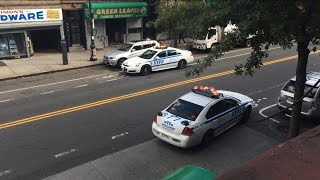 NYPD - Units Responding to Foot Chase