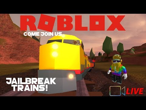 ROBLOX LIVESTREAM #28|Jailbreak|Other games|Come join me!!