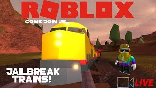 ROBLOX LIVESTREAM #28| Jailbreak| Other games| Come join me!!