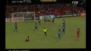 SAFF CHAMPIONSHIP 2008 MALDIVES - 0, INDIA - 1