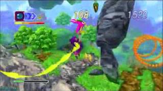 NiGHTS Into Dreams... HD Review (Saturn/360/PS3/PC)