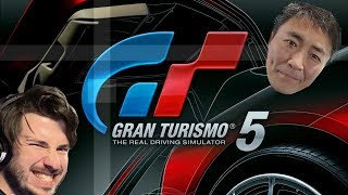 Gran Turismo 5 - Attempting To Gold The I-A Licence + Box Racing