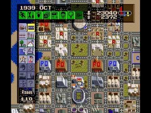 sim city snes bowser attacks my city youtube rh youtube com SNES SimCity Strategy SimCity Snes Rom