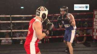 IPP White Collar Boxing Hong Kong March 2016 Bout 8