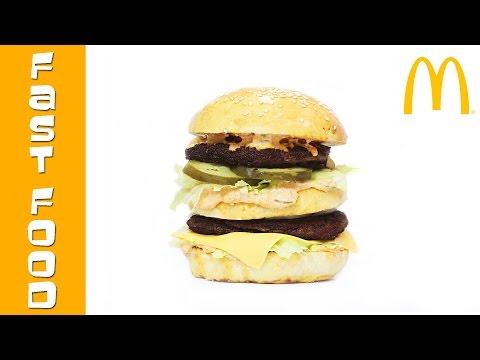 Биг Мак | McDonald's
