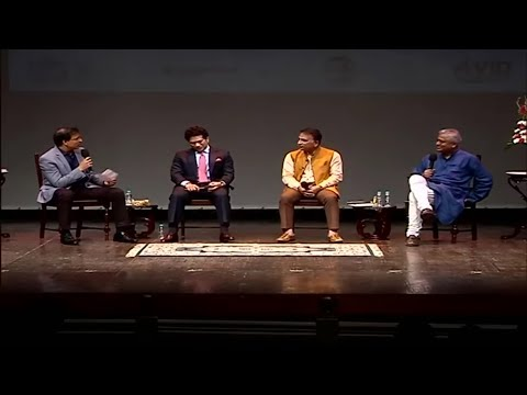SPORTSTAK EXCLUSIVE: Sachin-Gavaskar Panel Discussion During Rajdeep Sardesai Book Launch
