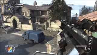 Bo2 Hacked FFA | Ballistics Knife Fail/Win?