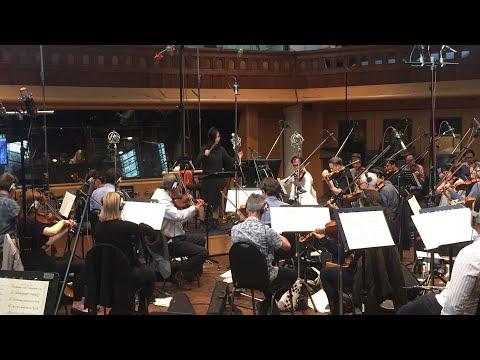 """""""Unchained"""" - Wai-Yi Wong - AIR Studios Recording"""