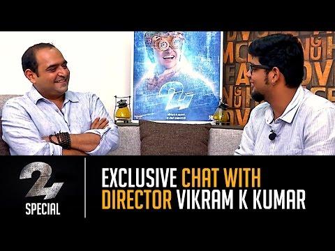 """24 Exclusive - """"Suriya stopped 24's dubbing because of Singam 3 !"""" - Vikram K Kumar"""