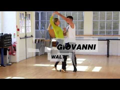 Laura and Tameka training for Week Two – It Takes Two | Strictly Come Dancing 2016 – BBC Two