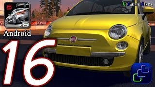 GT Racing 2: The Real Car Experience Android Walkthrough - Part 16 - Compact FIAT 500