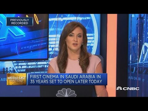 Saudi Arabia reopens its first cinema in 35 years | Middle East News