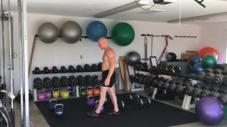 Kettlebell Pyramid Training: The Higher and Deeper Training Method