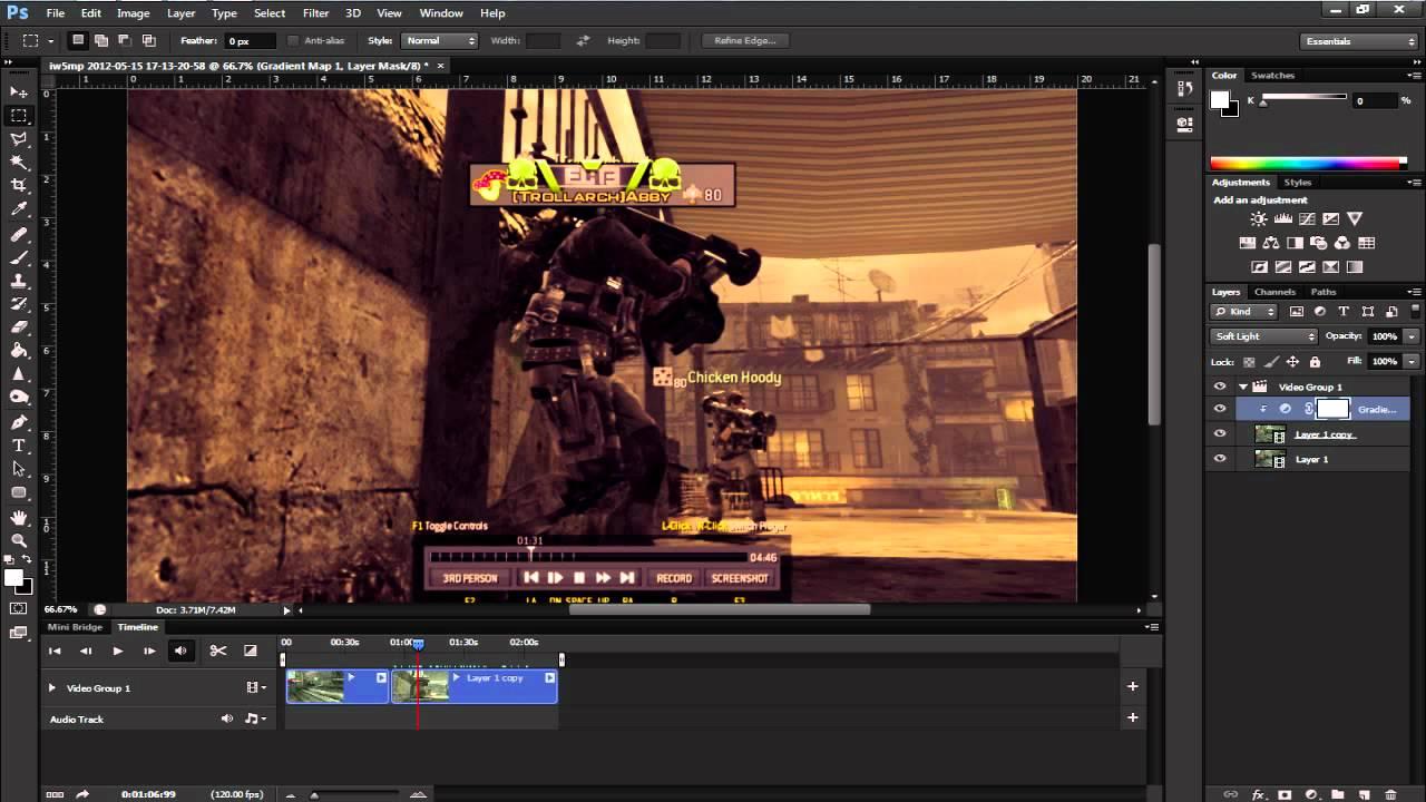 Photoshop cs6 video editor tutorial youtube photoshop cs6 video editor tutorial baditri Images