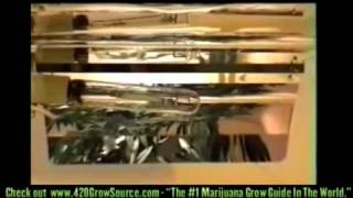 How To: Build Your Own Marijuana Grow Room - Pt1