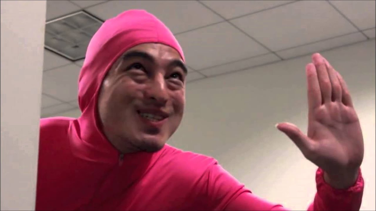 Filthy frank pink guy