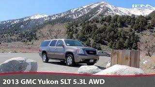 2013 GMC Yukon SLT Test Drive/ Обзор /Тест Драйв / Mammoth