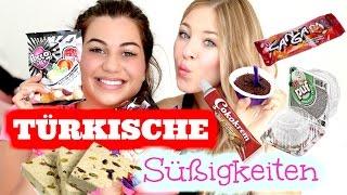 Türkische Süßigkeiten Challenge mit Diana