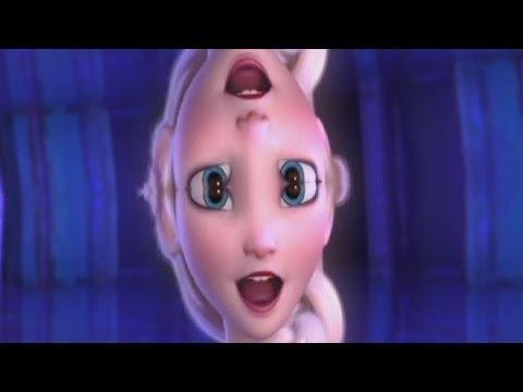 Frozen Let itlet itgogogooo