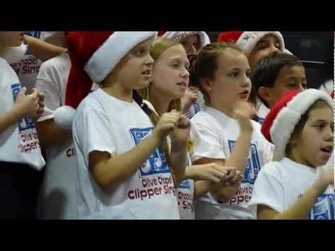 Olive Chapel Elementary School, Apex NC Holiday Concert Part 2