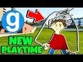 Brand New Playtime NPC Baldi's Basics in Education and Learning Gmod Garry's Mod Spotlight #1