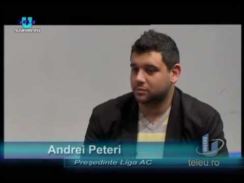 TeleU: Liga AC la început de an Universitar