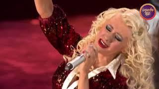 Christina Aguilera - Makes Me Wanna Pray (Live B2B) (Legendado)