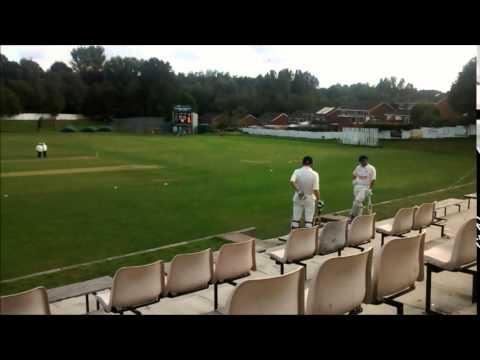 Royton Lancs call me the breeze, jj cale, royton cricket club 2014
