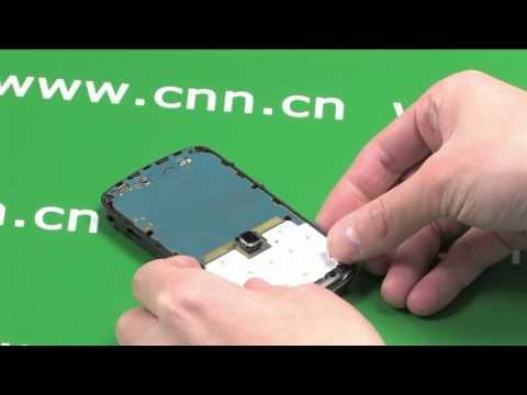 BlackBerry Curve 3G 9300/9330 assembly tutorial