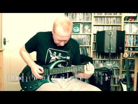Ernie Ball Music man Majesty Guitar Meets A Kemper Profiling Amplifier