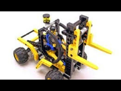 Lego 8248 Instructions With Part List Year 1988 Youtube