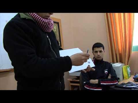 Palestinian artist Yousef Katalo, a profile