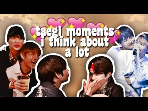 taegi moments i think about a lot