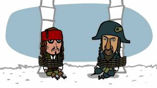 Movie Spoofs - Pirates of the Caribbean 4