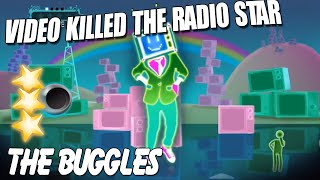 Repeat youtube video [Just Dance 3] Video Killed the Radio Star - The Buggles