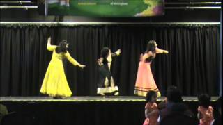 ICAN Holi 2015 Part 14 of 21 - Gorgeous Ladies Dance