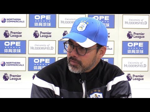 Huddersfield 1-2 Manchester City - David Wagner Post Match Press Conference - Premier League #HUDMCI