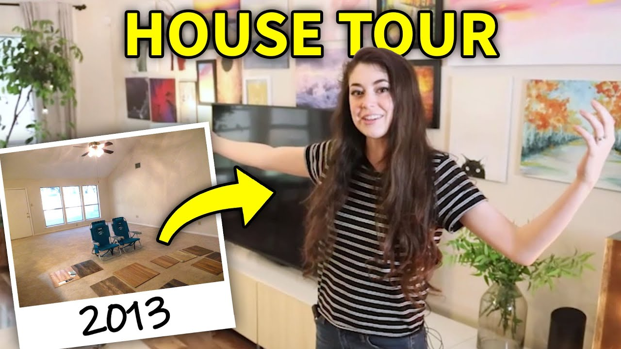 House Tour + Before & Afters (8 Years of Progress)
