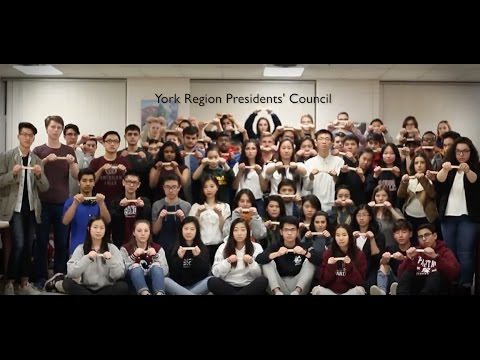 Breaking Stigma – YRDSB Staff and Students 2