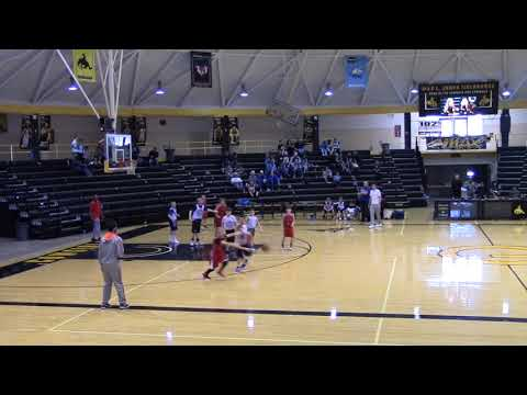 5&6 Basketball vs Tribune 1-13-18