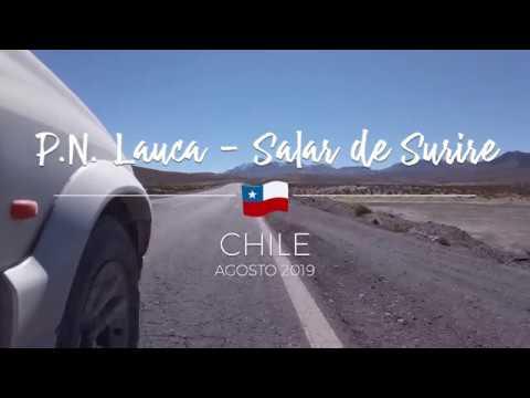 Parque Nacional Lauca - Reserva Nacional Las Vicuñas - Salar De Surire. Altiplano Chile 2019