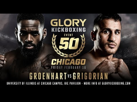 GLORY 50 Chicago: Undercard Fights