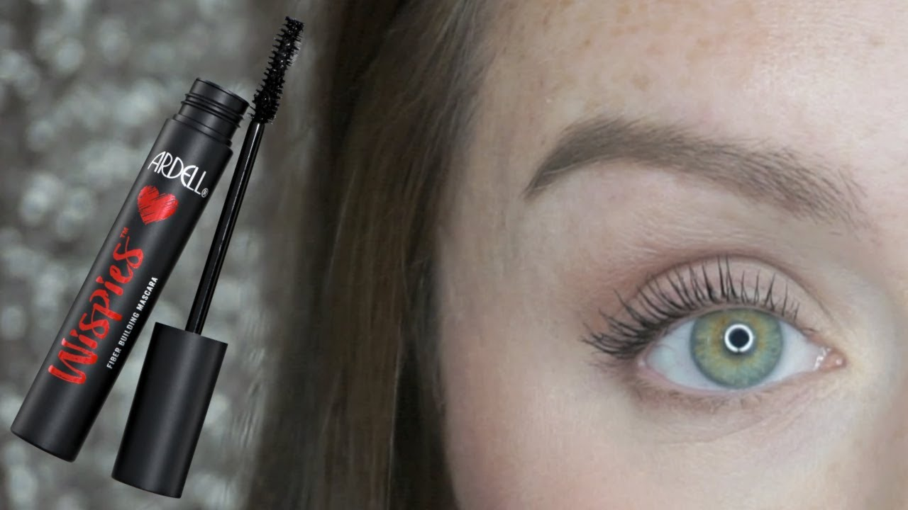 c3b14674025 Ardell WISPIES MASCARA | First Impression + Review - YouTube