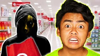 Asking a Stranger To Buy $500 Worth of Things..