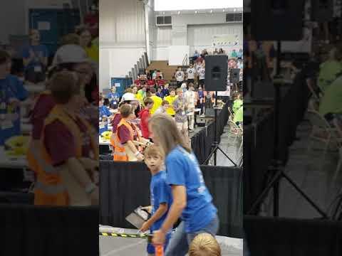 Robotics Parade at Northwest Shoals Community College
