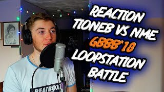 Baixar TIONEB vs NME | Grand Beatbox LOOPSTATION Battle 2018 | Reaction (ENG SUB)