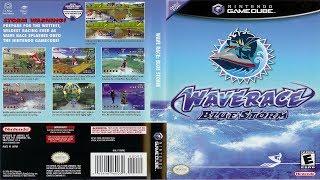 Nintendont Test: Wave Race - Blue Storm (Gamecube 2001)