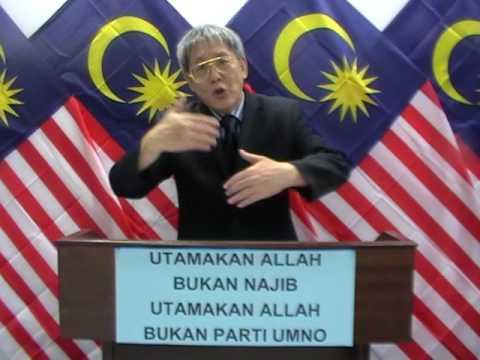 God Forbids: No Matthias' Pound Of Flesh To Najib. What is Matthias' GPS/Waze To Defeat Najib?