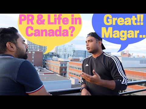 Want to move to Canada? Story of an Indian Professional In Montreal.PR, Benefits, Problems & Process