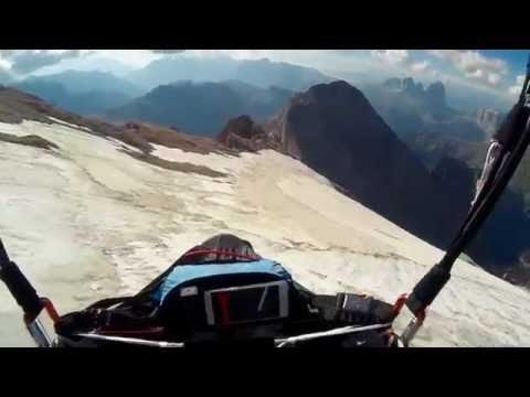 Paragliding Holiday In The Dolomites - XC, Acro, Speedflying